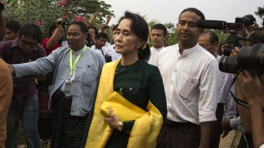 The UN was told several serious issues exits in Myanmar despite the election of Aung San Suu Kyi as Chairperson of the National League for Democracy.