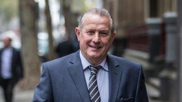 Alleged Melbourne Mafia boss Tony Madafferi.