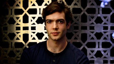 Ethan Peck, grandson of Gregory Peck, plays Spock in Star Trek: Discovery.