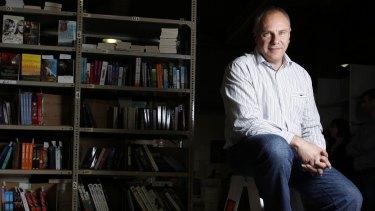 Booktopia chief executive Tony Nash has gazumped Amazon's announcement.