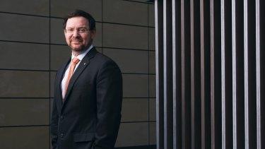 Professor John Rasko, head of cell and molecular therapies at Royal Prince Alfred Hospital.