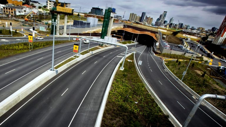 The Clem7 was Brisbane's first toll tunnel.