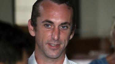 Co-accused: British national David Taylor.