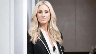 PR dynamo Roxy Jacenko's latest venture is being backed by Vocation's major shareholder Brett Whitford.
