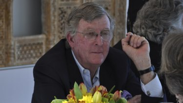 The late John Cuningham left $21 million to the Art Gallery of NSW.