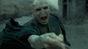 J K  Rowling reveals the correct way to pronounce 'Voldemort'