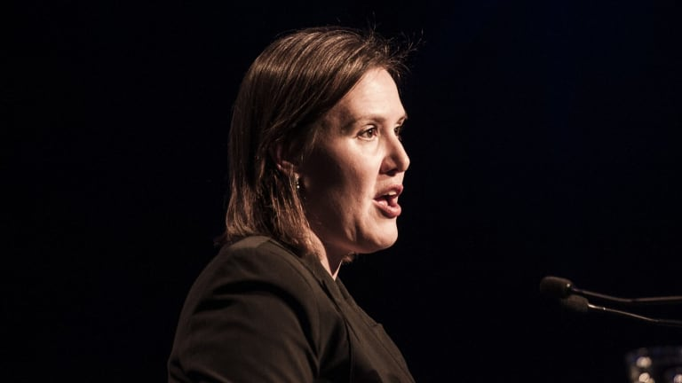 Financial Services Minister Kelly O'Dwyer says the anonymity of whistleblowers needs to be protected.