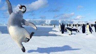 Animal Logic  made its name doing digital effects for films such as <i>Happy Feet</I>.