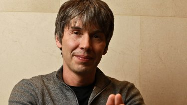 """Professor Brian Cox said public demonstrations """"are a good thing to do""""."""
