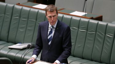 Under new rules, access to the age pension has either been drastically reduced or cut off completely for tens of thousands of public sector pensioners around Australia. Minister for Social Services Christian Porter says the changes will bring defined benefits pensioners into line with most other retirees.