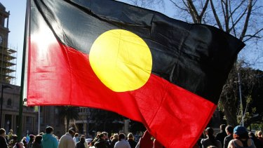 "The Shire of Carnarvon said they felt flying the Aboriginal flag on their council building was ""divisive""."