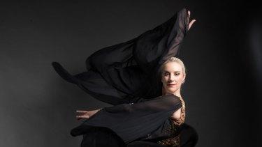 Ashley Payet has danced around the world, including the Kremlin Palace.
