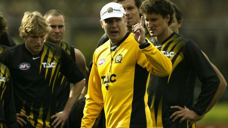 Richmond Tigers ready to 'go all the way', says former coach Danny