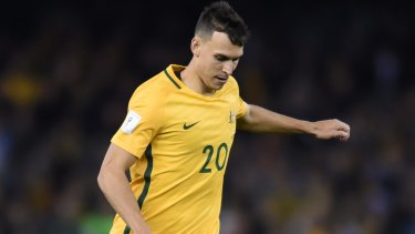 Fresh start: Trent Sainsbury.