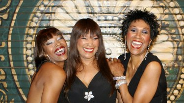 The Pointer Sisters will play the Palais in St Kilda.