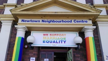The Inner West Council, which includes within its boundaries the gay-friendly suburb of Newtown, has been vocal in its support for marriage equality.