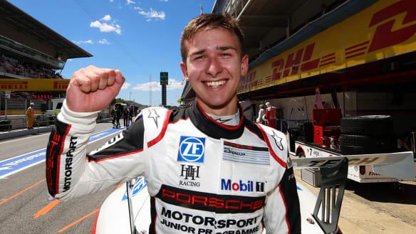 Investment gamble pays off as Matt Campbell lands Porsche Le Mans deal