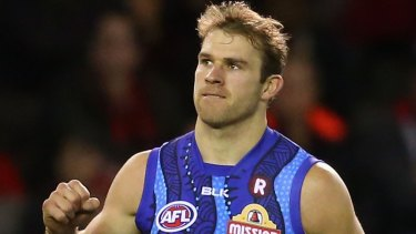 Former Bomber Stewart Crameri is one of the 18 players who has reached a settlement with Essendon.