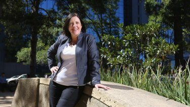 Professional public speaker Donna Hanson's niche is helping others cut through technical jargon.