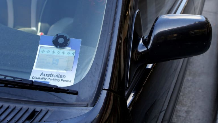 Melbourne City Council Disabled Parking Permit