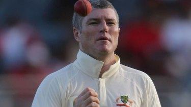 Stuart MacGill is suing Cricket Australia for $2.6 million.