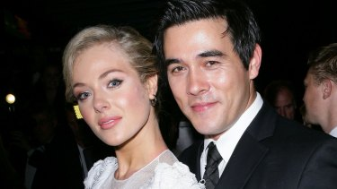 After a five year engagement Jessica Marais and James Stewart have broken up.