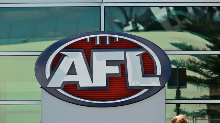 AFL's integrity department handles sexual misconduct complaints.