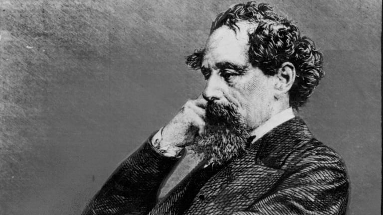 Charles Dickens, champion of the Victorian underclass.