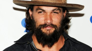 Jason Momoa will star alongside Amber Heard in <i>Aquaman</i>.