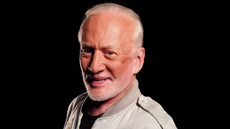 Former astronaut Buzz Aldrin will share his plans for colonising Mars in Canberra on November 7.