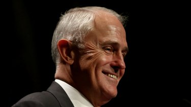 Malcolm Turnbull: ''My government will be relentless in its efforts to stamp out corruption.''