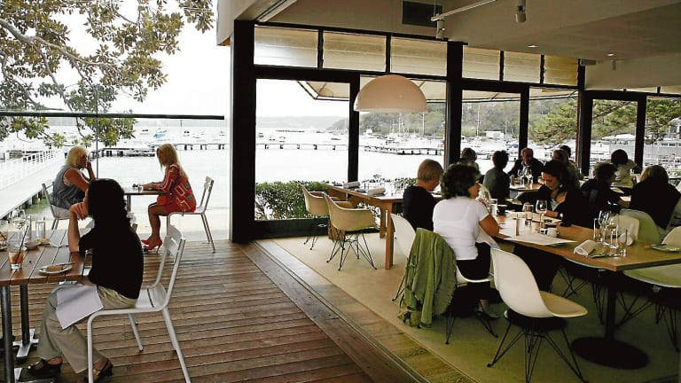 Balmoral\'s Public Dining Room embodies the best of Sydney