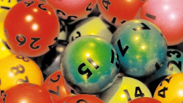 The joint winner of an Oz Lotto jackpot initially hung up on officials calling to tell him the good news.