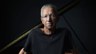 Keith Jarrett: brilliant improvisations and eclectic songs.
