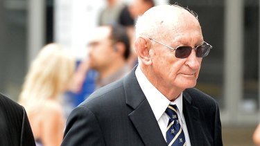 Former church minister Barry Dangerfield abused a young boy five decades ago.