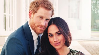 Wedding plans revealed: Prince Harry and Meghan Markle.