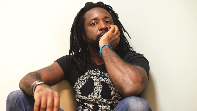 Marlon James has started a new trilogy.