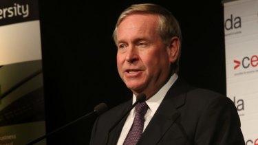 WA Premier Colin Barnett.