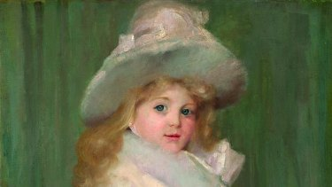 Lily Stirling, c. 1888, Oil on canvas.