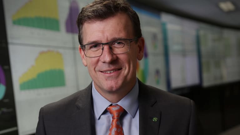 Minister for Human Services Alan Tudge.