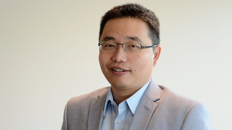 HealthEngine chief executive Dr Marcus Tan tries to keep the business free of hierarchy.