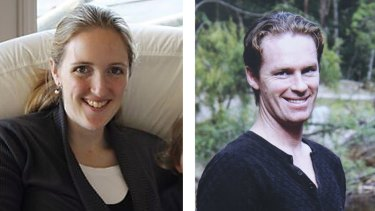 Katrina Dawson and Tori Johnson, victims of the Lindt Cafe siege two years ago.