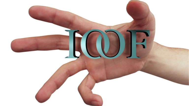 IOOF is suing Maurice Blackburn for the return of the company's documents.
