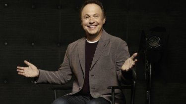 Billy Crystal said he was beguiled and bewildered by the presidential primary race.