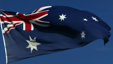 Australia's flag was designed more than a century ago with popular input.