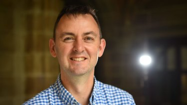 Dentistry professor Matthew Hopcraft hopes that sprinkling some celebrity fairy dust might help the tooth decay message cut through.