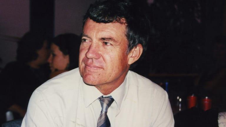 Mick Isles in 2007.