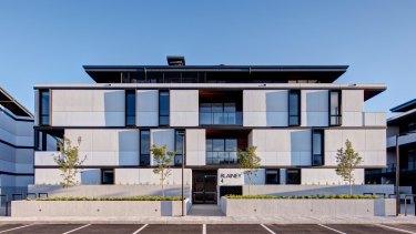 Plus Architecture's Campus housing in Clayton.