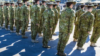 Australian Defence Force to be offered pay rise in three-year workplace deal