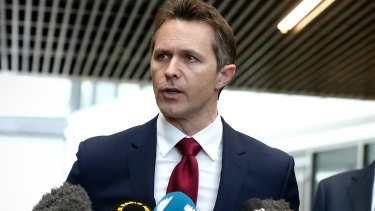 Labor MP Jason Clare